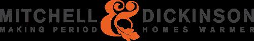 Mitchell & Dickinson Sticky Logo Retina