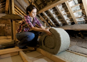 under floor insulation for listed and period properties