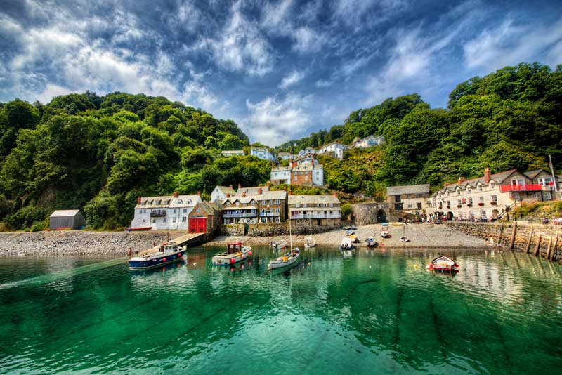 Clovelly Village case study | Mitchell and Dickinson