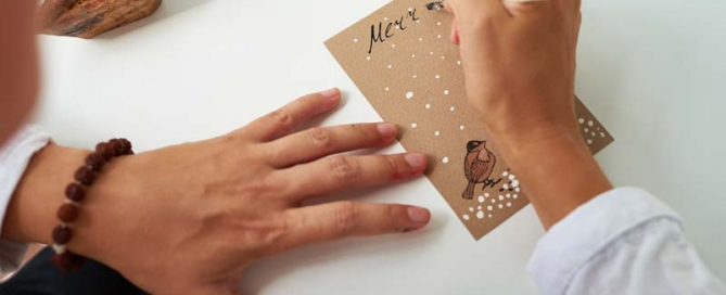 Are Christmas cards environmentally friendly?