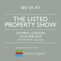 See us at the Listed Property Show | Mitchell & Dickinson