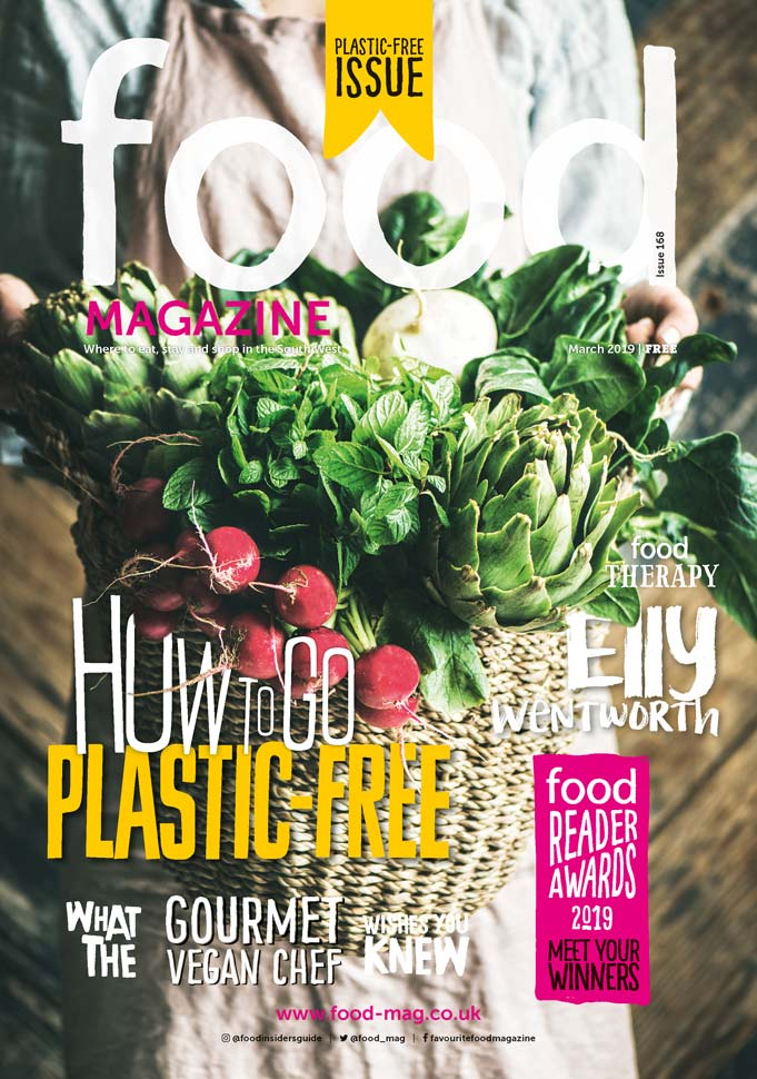 Food magazine - Plastic free issue