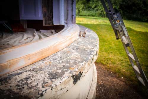Window Restoration Bath